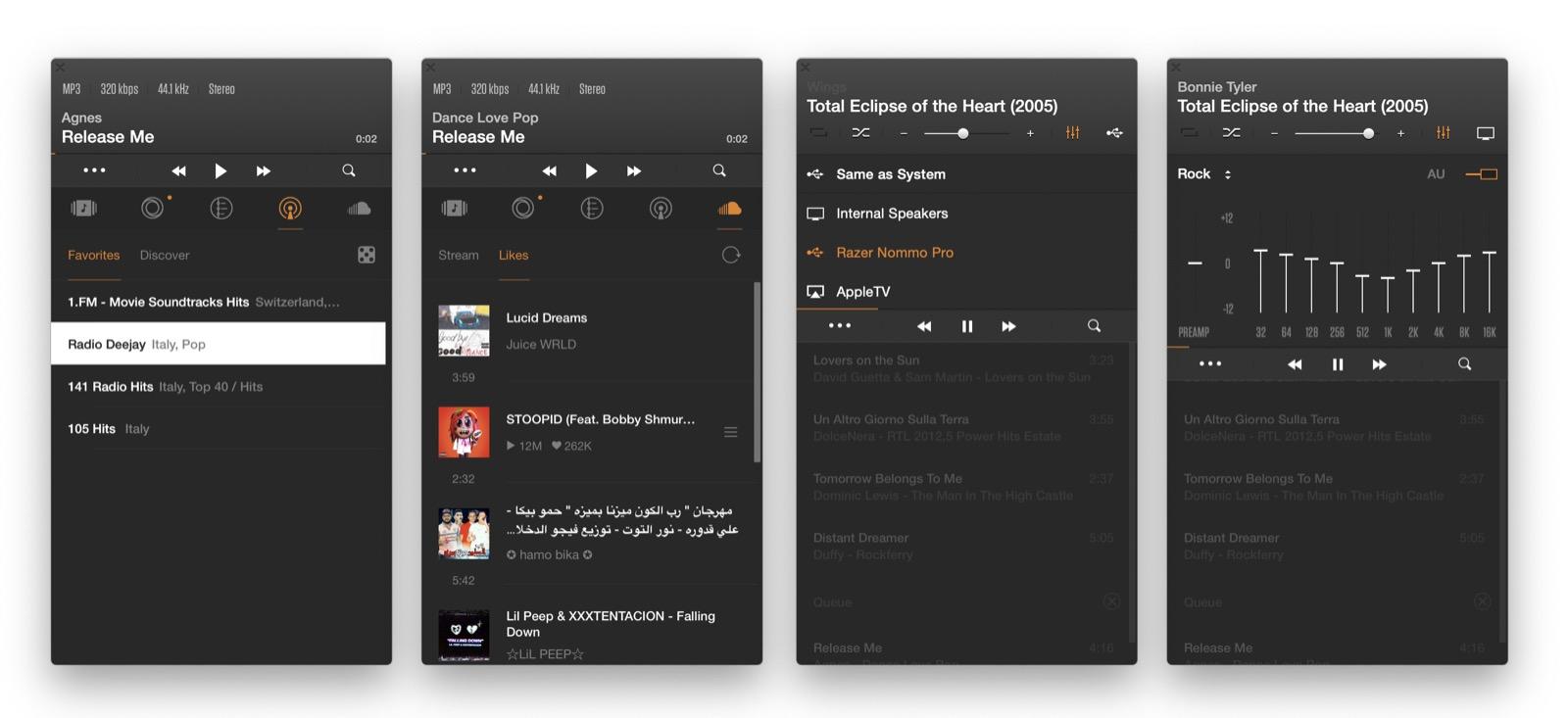 """Vox, recensione del player MP3 """"rock"""""""