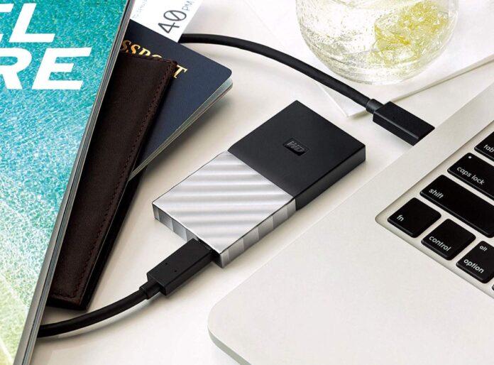 WD My Passport SSD, il disco esterno con USB-C è super-tascabile