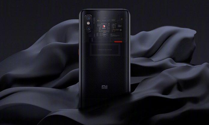Xiaomi Mi 8 Pro, lo smartphone top di gamma trasparente in sconto a 444 euro