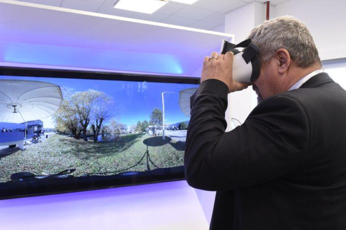 Il 5G mostra i muscoli nella demo in VR di droni e video 4K di ZTE