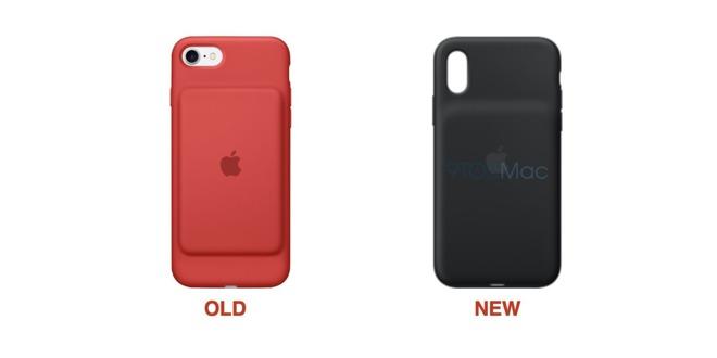 Ecco come potrebbero essere le nuove Smart Battery Case per iPhone XS e XR