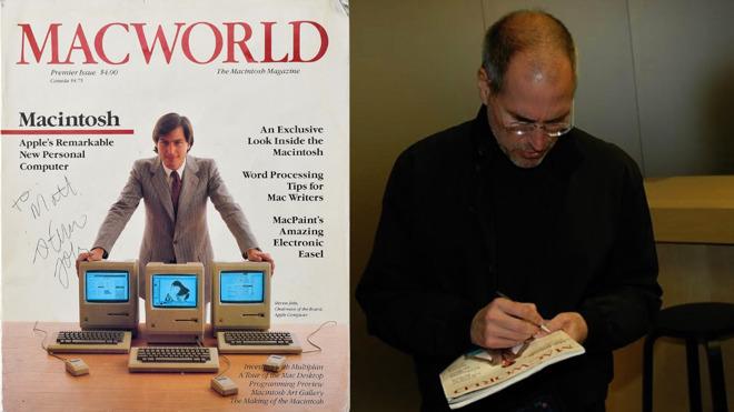 Il primo numero di Macworld firmato da Steve Jobs