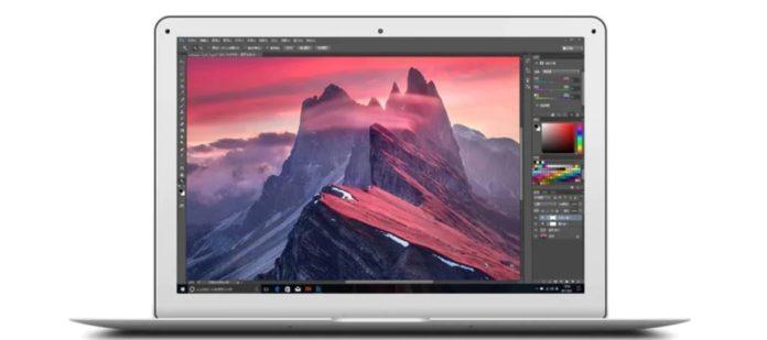 """Solo 160 € per AIWO 737A2, il """"MacBook Air"""" con 4 GB di RAM e 128 GB SSD"""