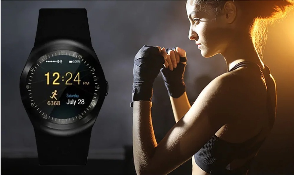 Alfawise Y1, lo smartwatch con funzioni telefoniche a soli 6 euro