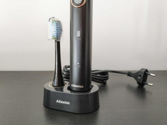 Recensione Alfawise BH-126, lo spazzolino elettrico da viaggio