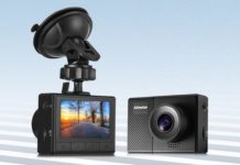 Alfawise G70, la dashcam con registrazione automatica in caso di incidente