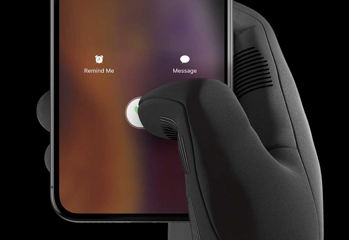 I guanti All-new Touchscreen Gloves di Mujjo controllano lo schermo