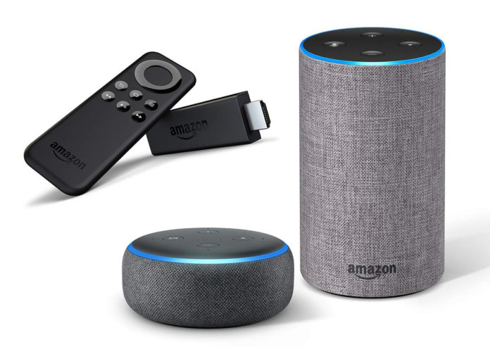 Amazon Echo, Echo Dot e Fire TV Stick in offerta limitata