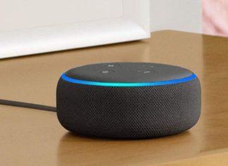 Super Sconto su Amazon Echo Dot solo per oggi