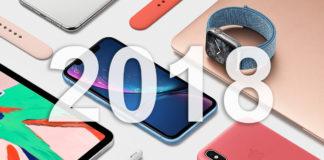 Il 2018 di Apple, un anno particolare