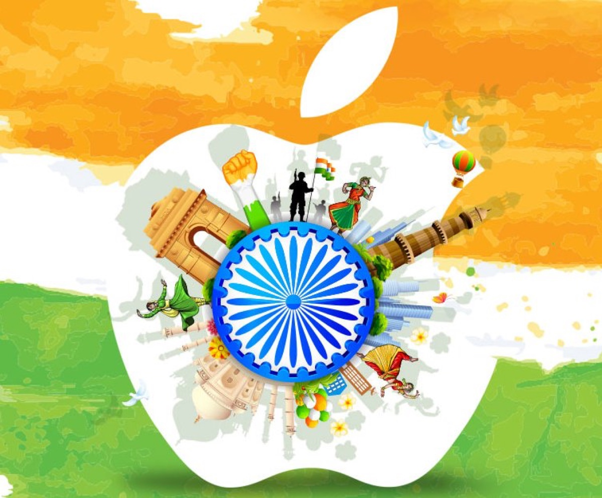 Apple e Foxconn costruiranno i modelli top di iPhone in India