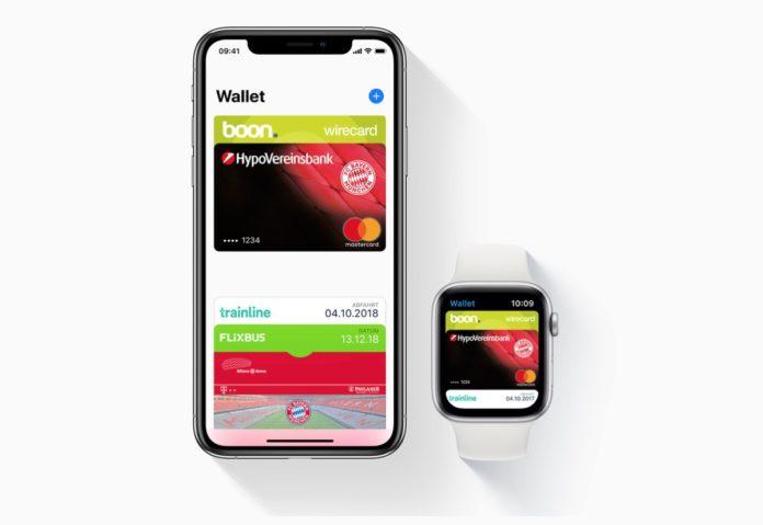 Grande lancio Apple Pay in Germania con 15 istituti, Deutsche Bank inclusa