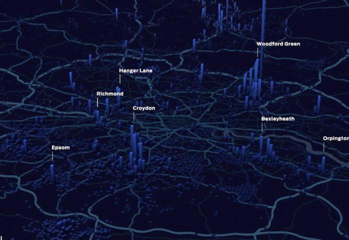 Uno studio di Ford dimostra che i big data potrebbero rendere le città più sicure
