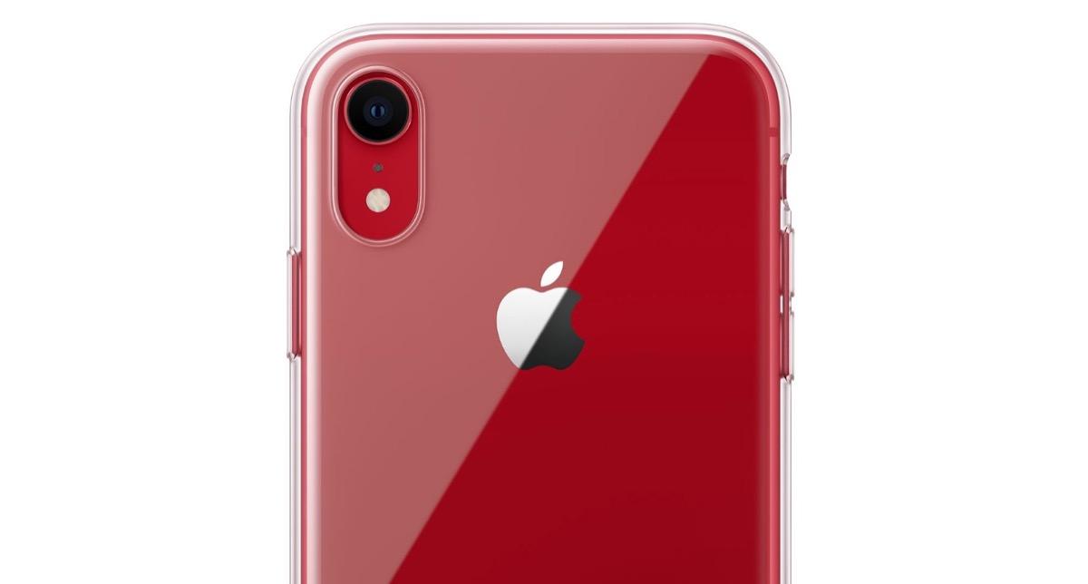 taglia 40 3930b 85d78 Apple lancia la sua prima cover trasparente: è per iPhone XR ...
