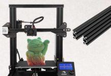 Creality3D, la stampante 3D silenziosa e facile da usare