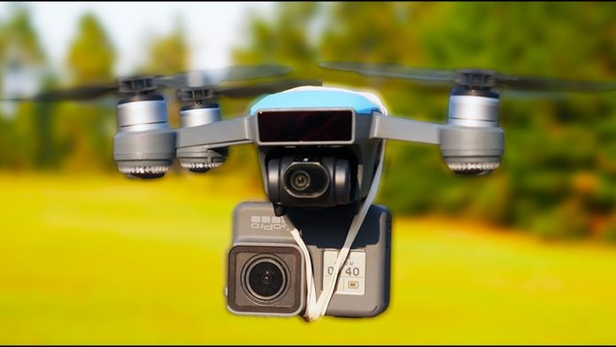 Vincete DJI Spark e GoPro HERO 7 l'app di video-editing VideoProc di Digiarty