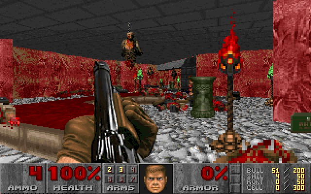 Trasforma la casa in un labirinto di Doom con gli aspirapolvere Roomba