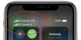In prova la eSIM di iPhone XS negli Stati Uniti: piani, costi e come funziona