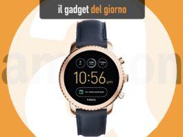 Fossil Q Explorist, quando lo smartwatch si fa elegante