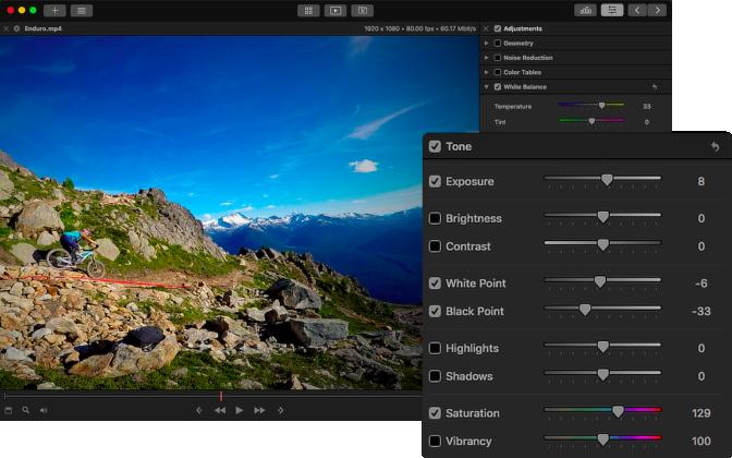 Videoloupe è un player video per Mac che punta a diventare l'erede di QuickTime