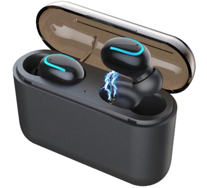 HQB Q32, auricolari true wireless con Bluetooth 5.0