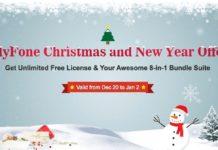 "2 software gratis per iPhone ed un ""paghi 1 prendi 8"": ecco i regali di iMyfone"