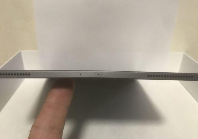 Ex manager Apple restituisce un iPad Pro piegato