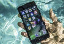 Quando l'iPhone impermeabile ti salva la vita