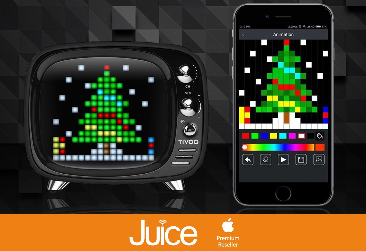 Immagini Natale 400 X 150 Pixel.Da Juice Il Gadget Di Natale Divoom Tivoo Lo Speaker Smart Chic E