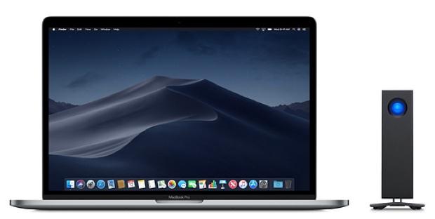 Su Apple Store arriva LaCie d2 Professional, il disco esterno USB-C per Mac