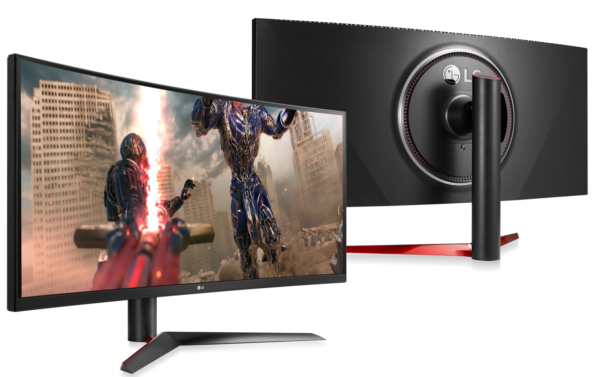 """Wide da paura, al CES 2019 LG stupisce con il monitor UltraWide da 49"""""""