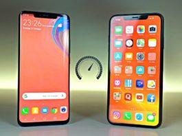 Huawei aveva torto: iPhone XS MAX batte Huawei Mate 20 Pro nel test di velocità