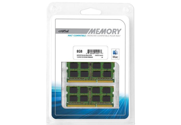 Quattro kit di espansione di memoria per Mac in offerta su Amazon