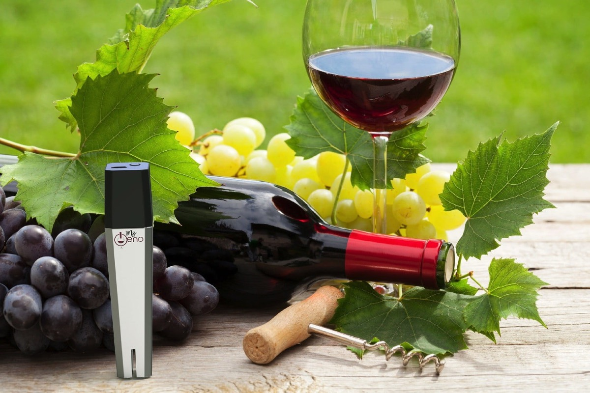Myoeno, lo scanner Smart per vini