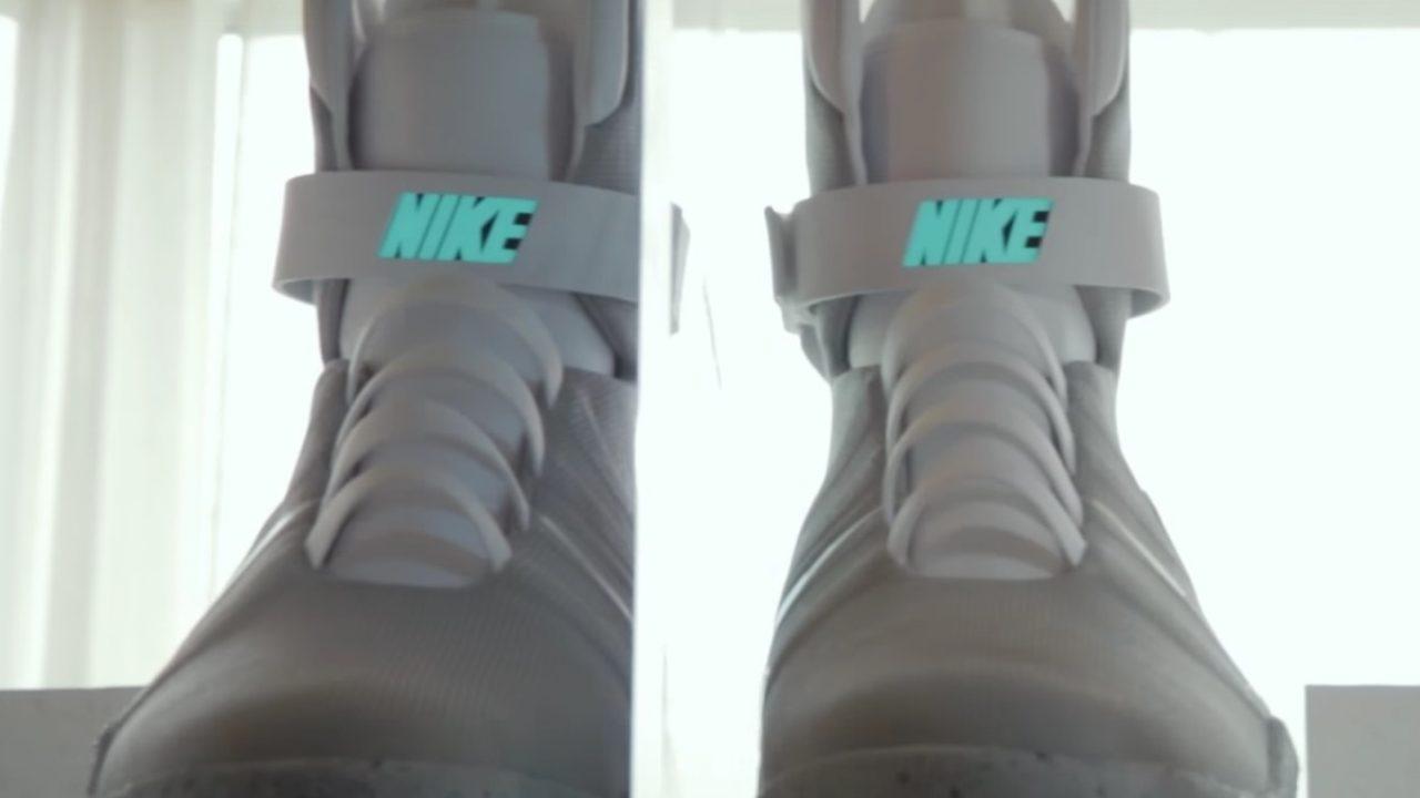 scarpe adidas che si allacciano da sole