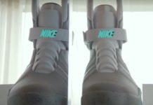 Le prime scarpe Nike da basket che si allacciano da sole arrivano nel 2019