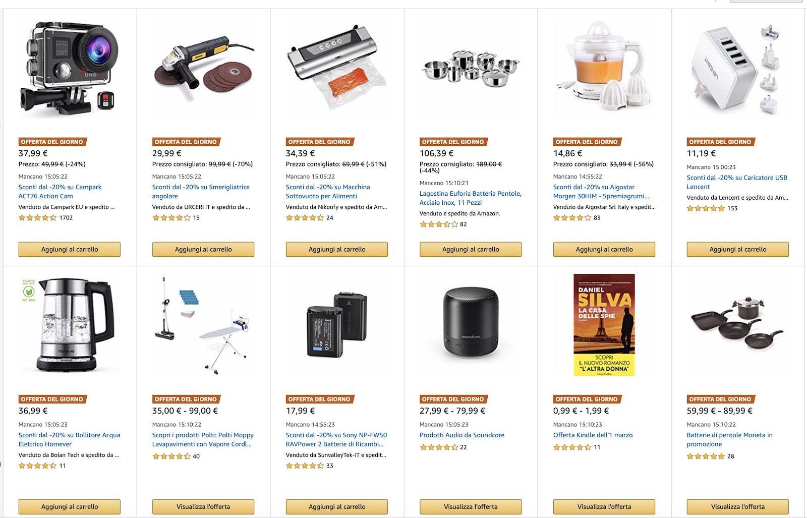 Come funziona Amazon Business, il negozio online per professionisti e aziende