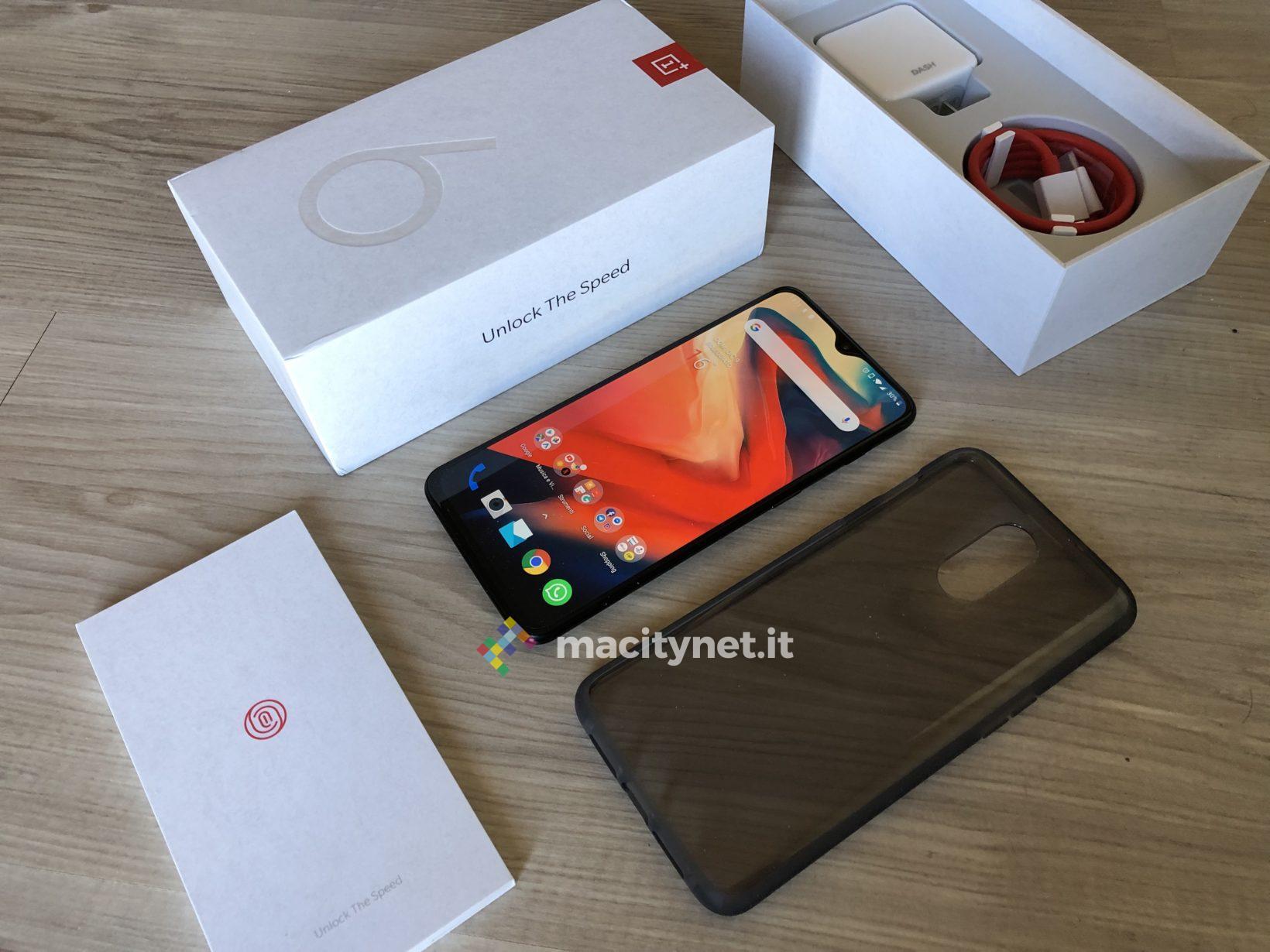 Recensione OnePlus 6T: piccole modifiche, grandi innovazioni