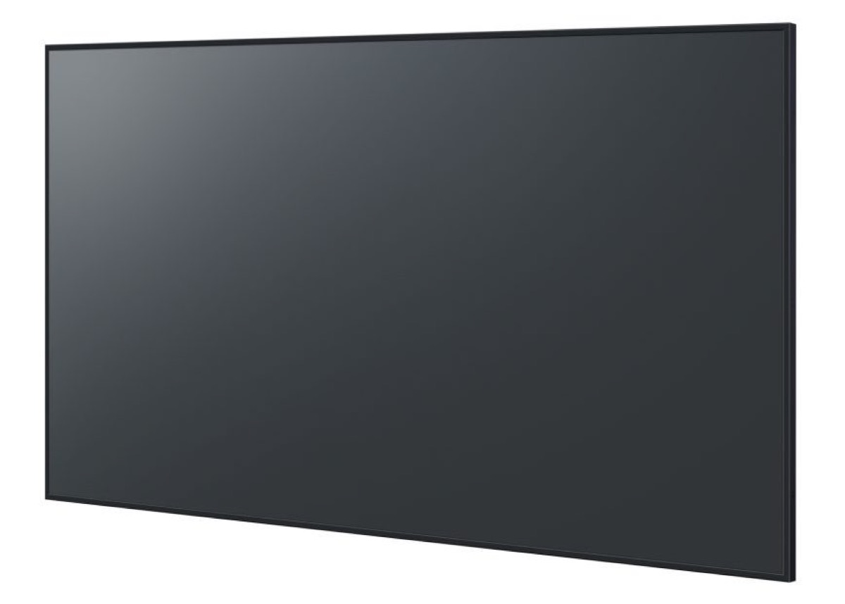 Panasonic SQ1, il display professionale 4K HDR è da 98 pollici