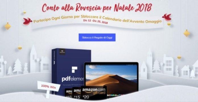 Con PDFelement si vince sempre fino a Natale: sconti, Gift Card Amazon e un MacBook Apple