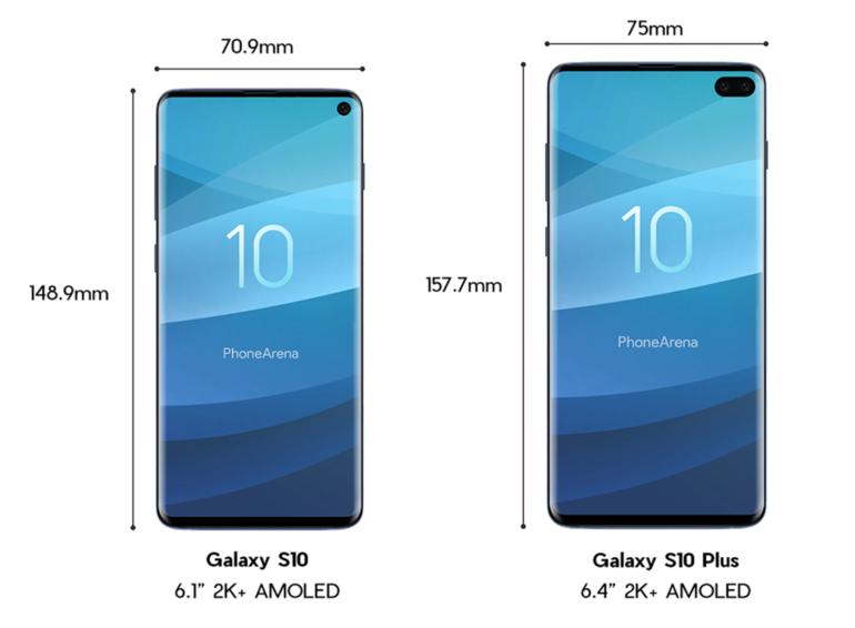Tutto quello che sappiamo su Galaxy S10: design, modelli e specifiche