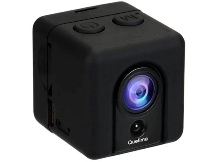 Quelima SQ20, la mini video camera Full HD tuttofare