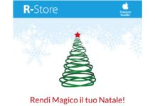Da R-Store c'è il regalo perfetto da mettere sotto ogni albero, anche con Tasso Zero