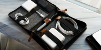 Recensione Journal CaddySac, custodia minimale per trasportare accessori in eleganza