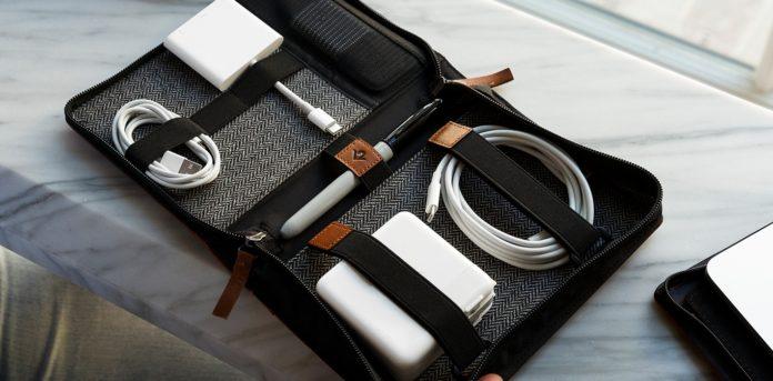 Recensione Journal CaddySac, custodia minimale per trasportare accessori in eleganza