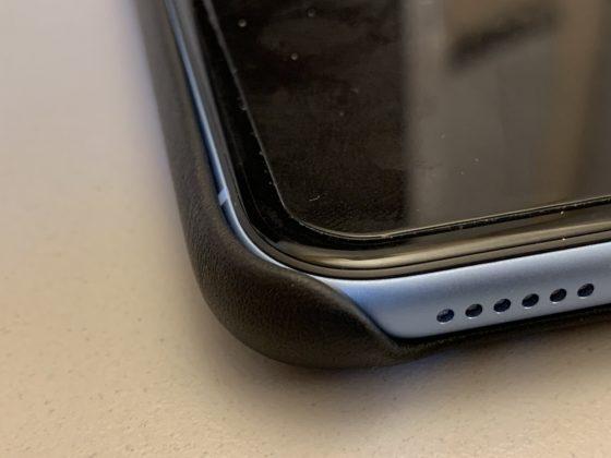 Recensione Leather Wallet Case di Mujjo per iPhone Xr