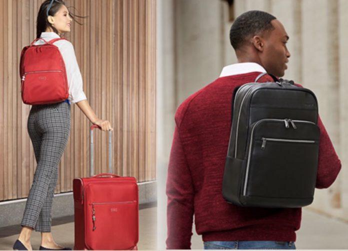 Pronti per partire? Valigie, zaini, trolley, borse per pc e tablet Samsonite in offerta Amazon