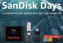 SanDisk Week su Amazon: tutte le memorie che vi servono con sconti memorabili