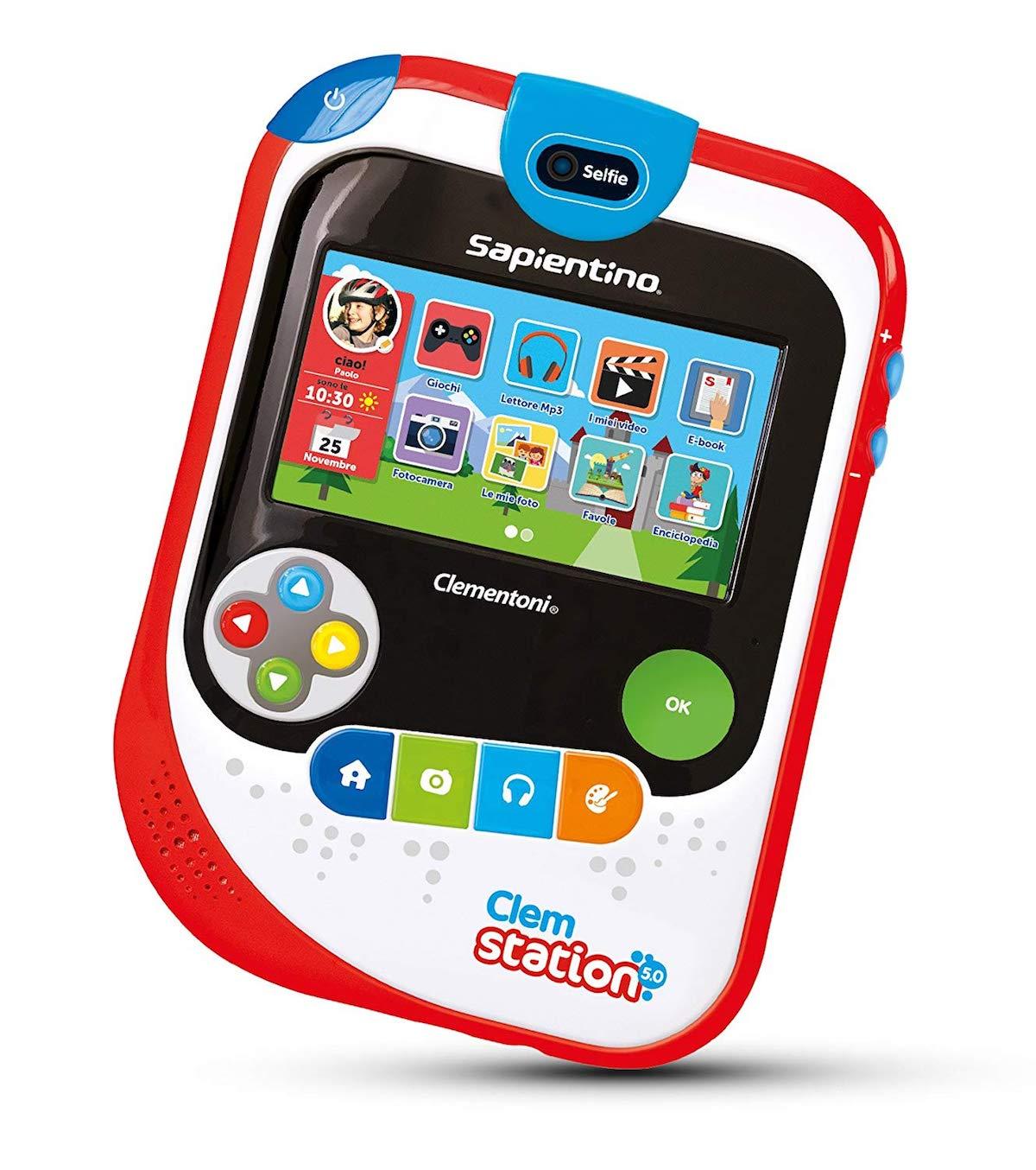 Dieci giochi digitali per bambini