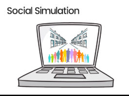 Una simulazione al computer contro la mafia